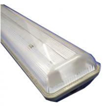 Тяло за LED ПУРА T8 IP65 1x120 см
